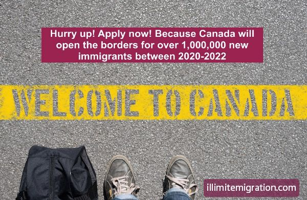 Canada to welcome over one million new immigrants between 2020-2022