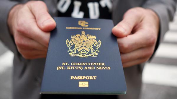 St. Kitts and Nevis passport