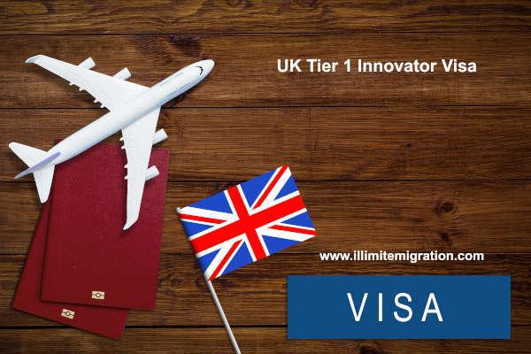 UK Innovator Visa 1