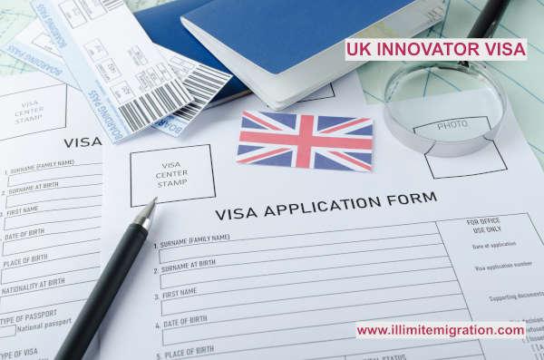 UK Innovator Visa 2